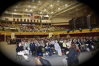 History of Methodism in the United States - Meeting of the West Michigan Conference of The United Methodist Church.