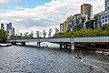 Melbourne (AU), Sandridge Bridge -- 2019 -- 1447.jpg