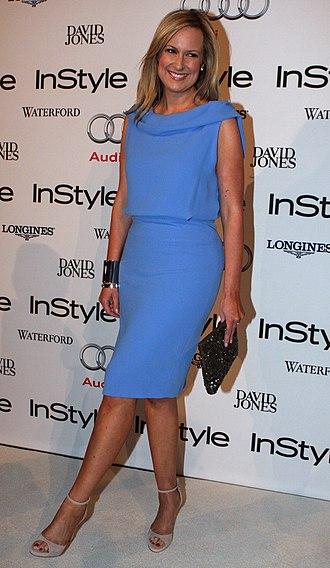Melissa Doyle - Image: Melissa Doyle in May 2013