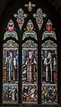 Melton Mowbray, St Mary's church, Martyrs window (31740936298).jpg