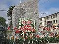 Memorial al ejecutado politico. ubicado en bandejon central de Av. Barros Luco, frente a Municipalidad de San Antonio.jpg