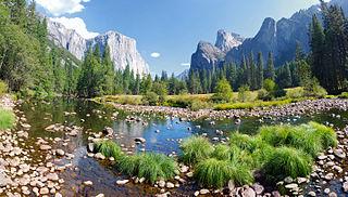 Merced River body of water in California