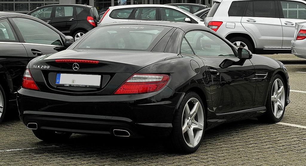 Used Mercedes Slk