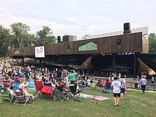 Merriweather Post Pavilion outdoor concert venue