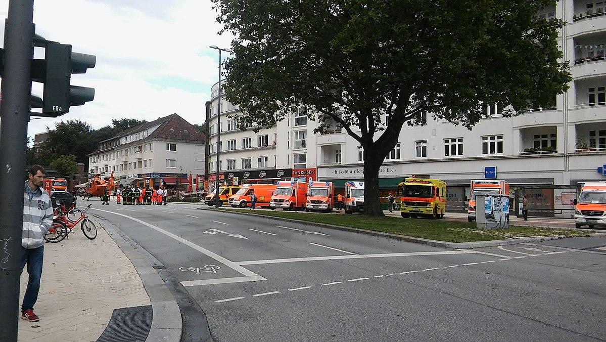 2017 Hamburg Knife Attack Wikipedia