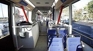 Metrobus (Istanbul) - Image: Metrobüs Istanbul