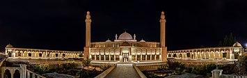 Mezquita del Viernes, Shamakhi, Azerbaiyán, 2016-09-27, DD 22-36 HDR PAN.jpg