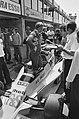 Michael Bleekemolen test ATS-wagen voor Grand Prix op Zandvoort, Bestanddeelnr 929-8576.jpg