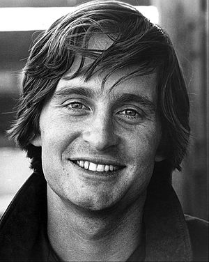 Michael Douglas on stage and screen - Douglas in 1969
