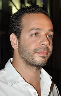 Michel Fadel in Beirut Holidays Festival - August 23, 2012.jpg