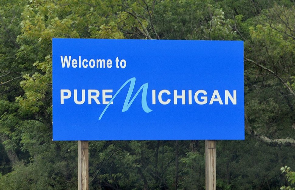 Michigan welcome