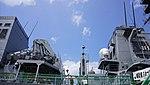 Midship of JS Fuyuzuki(DD-118) right side view at JMSDF Maizuru Naval Base July 27, 2014.jpg
