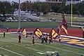 Midwestern State vs. Texas A&M–Commerce football 2015 37 (Midwestern State cheerleaders).jpg