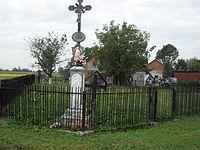 Miechowice Małe. Cmentarz wojenny nr 254.jpg