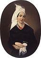 Mihael Stroj - Ljubljanska meščanka 1868.jpg