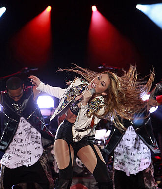 Can't Be Tamed - Cyrus performing during the Gypsy Heart Tour, 2011.