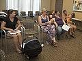 Military spouses learn massage techniques 160518-M-DU308-001.jpg