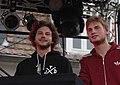 Milky Chance (Musikschutzgebiet Homberg 2013) IMGP0186 smial wp.jpg