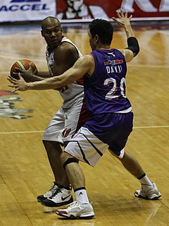 Willie Miller (basketball) Filipino basketball player