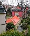 Miniatura zamku Książ w parku miniatur w Kowarach DSCF3677.jpg