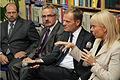 Minister Elżbieta Bieńkowska podczas rozmowy z chełmżeńskimi samorządowcami (6165755392).jpg