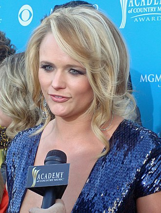 Miranda Lambert - Lambert in 2010