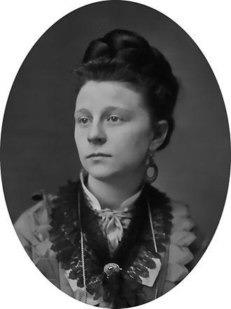 Clara Harris - Harris photographed by Mathew Brady (ca. 1860–1865)