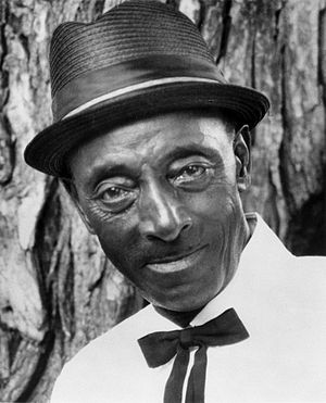 Mississippi Fred McDowell - McDowell in 1972