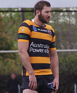 Mitch Brown (rugby league) Australian rugby league player