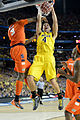 Mitch McGary dunks Final Four 2013.jpg