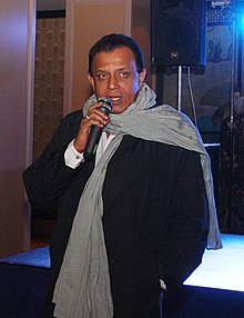 Gourang Chakraborty - (16 June 1952), better known by his stage name Mithun Chakraborty (informally referred to as Mithun Da), is an Indian film actor, singer, producer, writer, social worker, entrepreneur, television presenter and a former Rajya Sabha Member of Parliament.He is the recipient of two Filmfare Awards and three National Film Awards. He is one of the most successful actors in the history of Bollywood.  IMAGES, GIF, ANIMATED GIF, WALLPAPER, STICKER FOR WHATSAPP & FACEBOOK