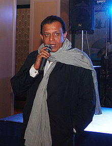 Gourang Chakraborty - (16 June 1952), better known by his stage name Mithun Chakraborty (informally referred to as Mithun Da), is an Indian film actor, singer, producer, writer, social worker, entrepreneur, television presenter and a former Rajya Sabha Member of Parliament.He is the recipient of two Filmfare Awards and three National Film Awards. He is one of the most successful actors in the history of Bollywood.