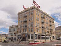 Mizpah Hotel Tonopah Nevada.JPG