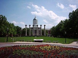 History of the University of Missouri