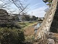 Moat of Kurume Castle 2.jpg