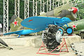 Mock-up Polikarpov I-16 61 white (8024226447).jpg