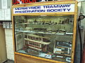 Model tram at the Wirral Transport Museum - DSC03316.JPG