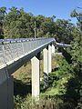 Moggill Road Cycle Bridge on Western Freeway Bikeway 04.jpg