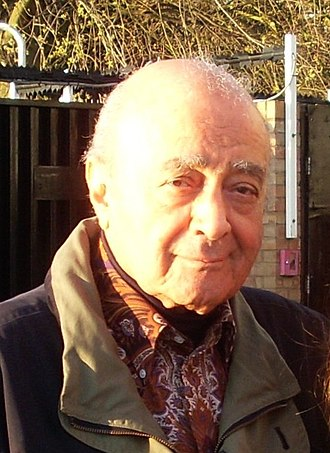 Mohamed Al-Fayed - Fayed in 2011