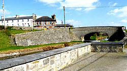 Molesworth Bridge, Daingean as seen from the Harbour
