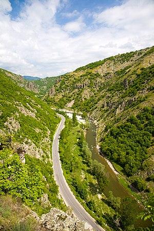 Nestos (river) - Image: Momina klisura IMG 0825