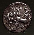Moneta di agrigento, 425-400 ac ca, inv. 168, quadriga e granchio.jpg