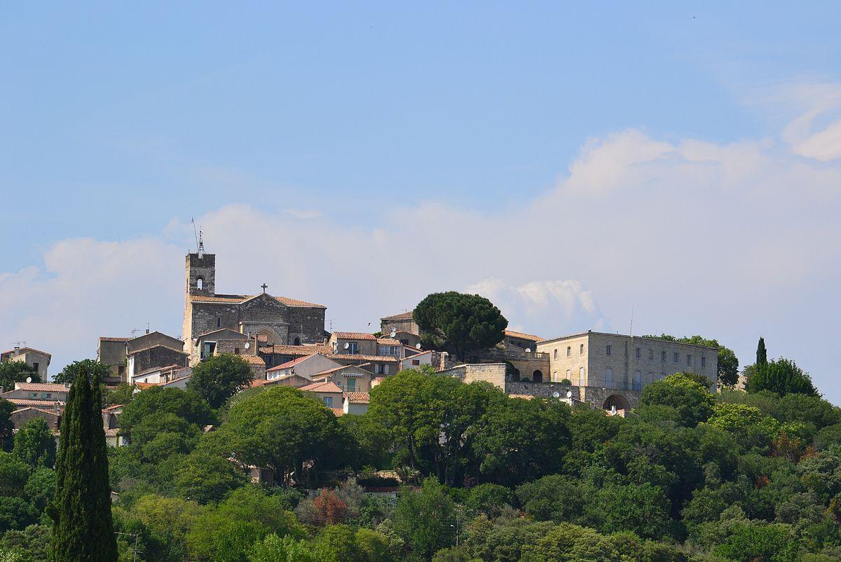 Montferrier sur lez wikip dia - Office du tourisme pont saint esprit ...