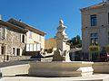 Montségur - Fontaine Véran Molinas.JPG