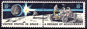 Moon Landing 1971 Issue-8c