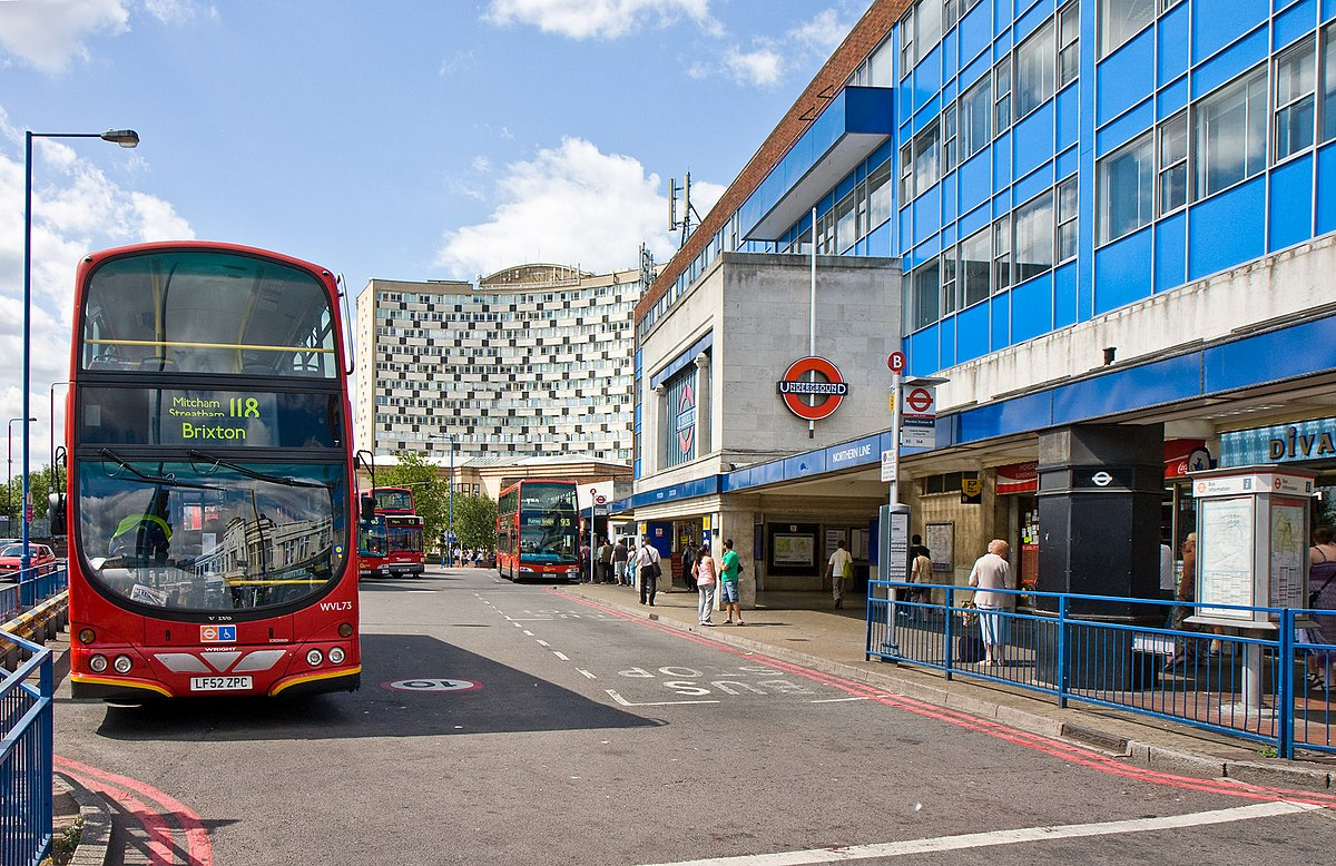 London Buses route 118 - Wikipedia
