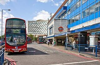 London Buses route 118 London bus route