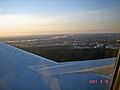 Morning above Riga - ainars brūvelis - Panoramio.jpg