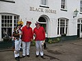 Morris Men outside the Black Horse - geograph.org.uk - 1092217.jpg