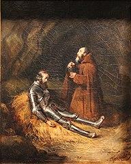 Mort du connétable de Montmorency